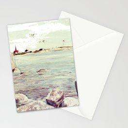 Peggy's Cove, Nova Scotia, CANADA   by Kay Lipton Stationery Cards