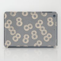 number iPad Cases featuring Number Eight by sinonelineman