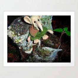 Wunjo the Goblin Art Print