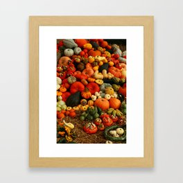 Bountiful Harvest Framed Art Print