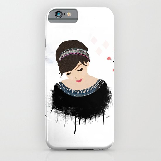 ONE SWEET GIRL iPhone & iPod Case