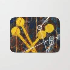 atoms and chain reactions Bath Mat