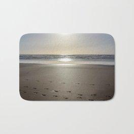 Watergate Bay - Setting Sun Bath Mat