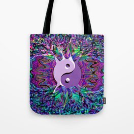 Electric Mind Tote Bag