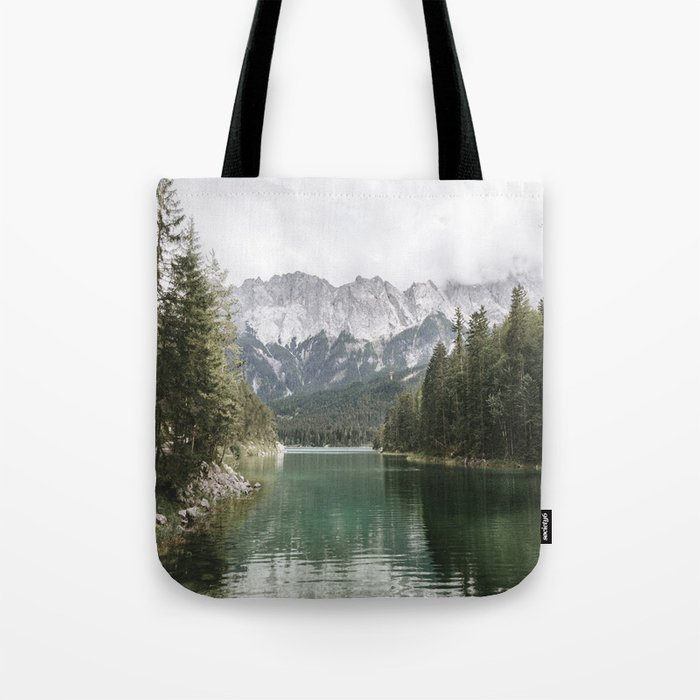 Looks like Canada - landscape photography Tote Bag