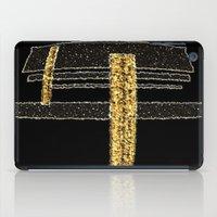 metal iPad Cases featuring Metal by Maria Julia Bastias