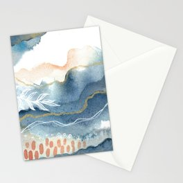 After Dark IV || The Midnight Series Stationery Cards