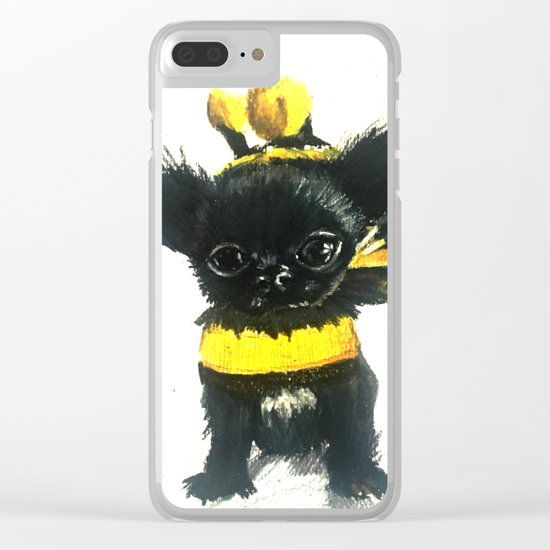 Wannabee Clear iPhone Case