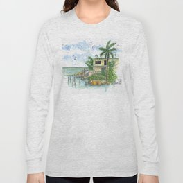 Beach Side Long Sleeve T-shirt