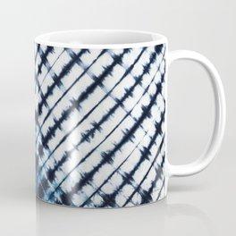 Diamonds Indigo Coffee Mug