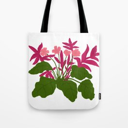 Magenta Magic Tote Bag