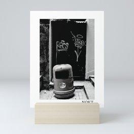 NOKT #002 Mini Art Print