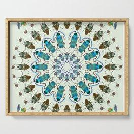 Entomology art Serving Tray