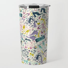 Heels and Handbags (sweet) Travel Mug