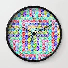 Multiple M Wall Clock