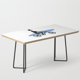 Winter surfer Coffee Table
