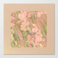 peony Canvas Prints featuring Peony  by Armin