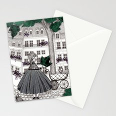 Hadessah's Leaf Stationery Cards