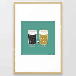 Cheers! Framed Art Print