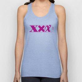 XXX-height. Unisex Tank Top