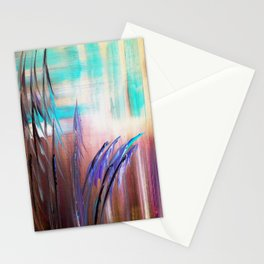 Into the Colorful Midst Stationery Cards