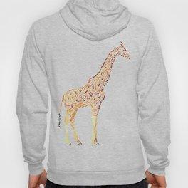 My Spirit Animal is a Giraffe Hoody