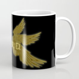 Archangel Gabriel Wings Coffee Mug