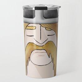 Ralf, the Viking. Travel Mug