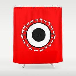 Yokai no.1 Shower Curtain