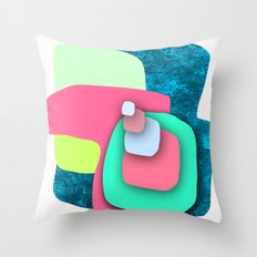 Jordache Throw Pillow