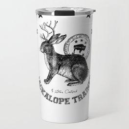 5 star certified jackalope trainer Travel Mug