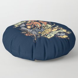 Win or Die Floor Pillow