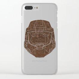 Lopez Clear iPhone Case