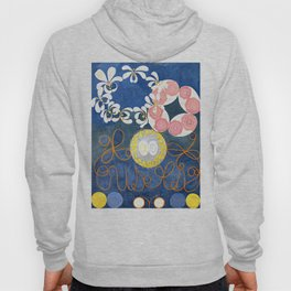 "Hilma af Klint ""The Ten Largest, No. 01, Childhood, Group IV"" Hoody"