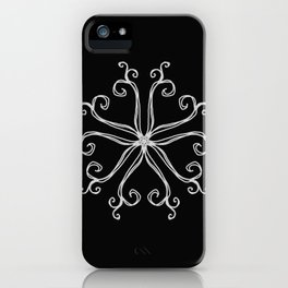 Five Pointed Star Series #10 iPhone Case