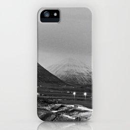 Varmahlíð iPhone Case