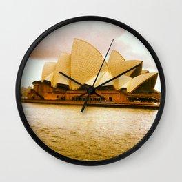 Take me to the Opera Wall Clock