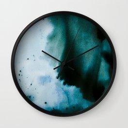 Mood Wave Wall Clock
