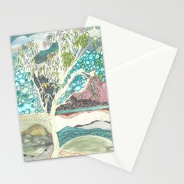 Time Watching Trees '16 Stationery Cards