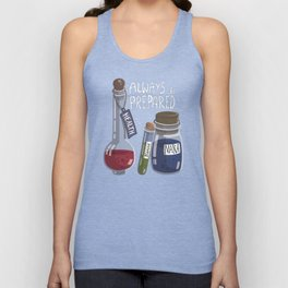 Alchemy Potions Unisex Tank Top