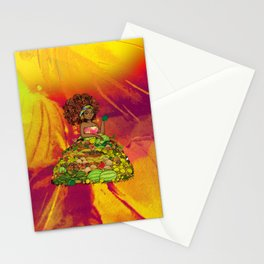 FrutiChomba Stationery Cards