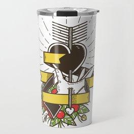 Del Corazón Travel Mug