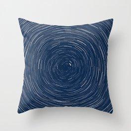 Starlapse Throw Pillow