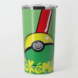 Tokemon GO Travel Mug