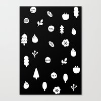 Little Object Canvas Print