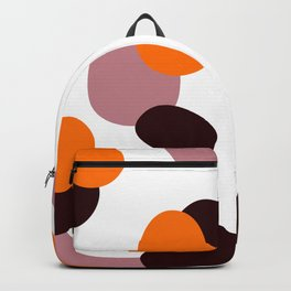 Simple, design wood dots, Exotico Backpack