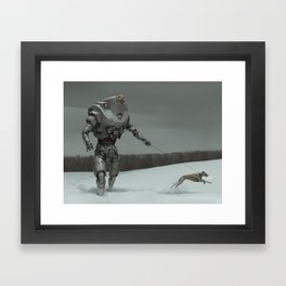 Cardio Framed Art Print