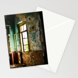 Abandoned in Turkey Stationery Cards