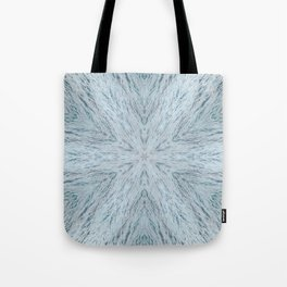 Icy-Blue Tote Bag
