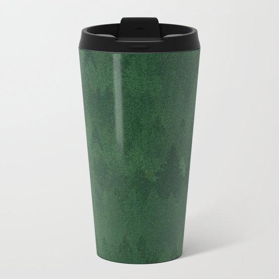 TREE L/NE Metal Travel Mug